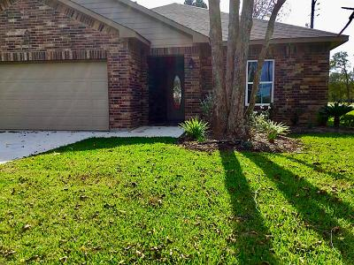Huffman Single Family Home For Sale: 402 Elm Lake