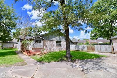 Alvin Single Family Home For Sale: 97 Shady Oak Court
