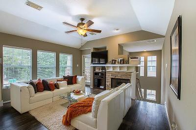 The Woodlands Condo/Townhouse For Sale: 80 Scarlet Woods Court