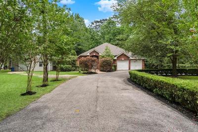 Magnolia Single Family Home For Sale: 27514 Bent Oak Lane