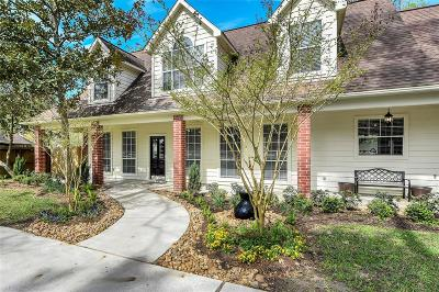 New Caney Single Family Home For Sale: 2207 Roman Forest Boulevard