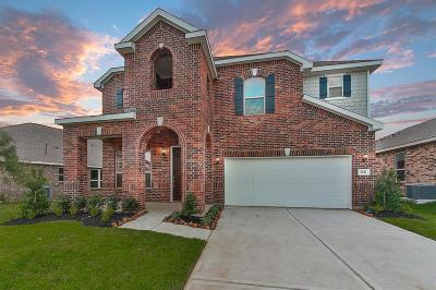 Single Family Home For Sale: 3814 Tolby Creek Lane
