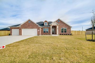 Needville TX Single Family Home For Sale: $365,000
