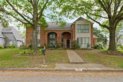 Single Family Home For Sale: 1502 Calveryman Lane