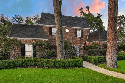 Houston Single Family Home For Sale: 13302 Kimberley Lane