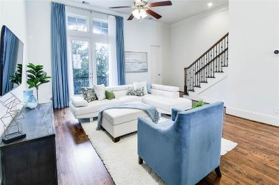 Rice Military Condo/Townhouse For Sale: 4228 Center Street