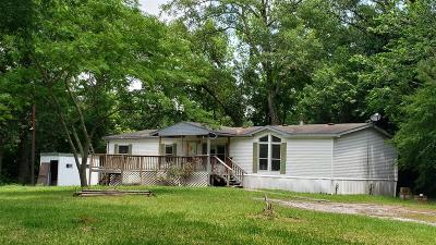 New Caney Single Family Home For Sale: 149 Green Street