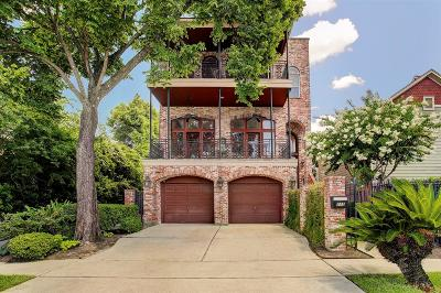 Houston Single Family Home For Sale: 215 E 4th Street