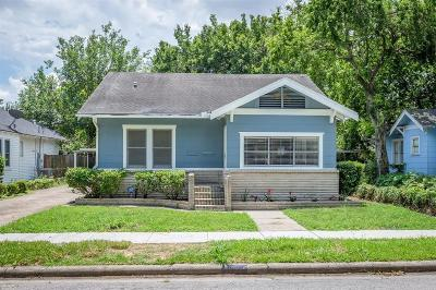 Single Family Home For Sale: 1126 Jerome Street