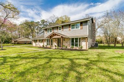 Kingwood Single Family Home For Sale: 1211 Southern Hills Road