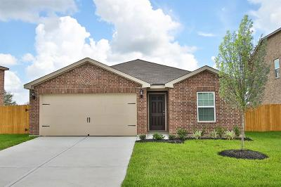 Texas City Single Family Home For Sale: 2321 Nautica Terrace Drive
