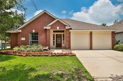 Tomball Single Family Home For Sale: 19303 Gallatin Lane