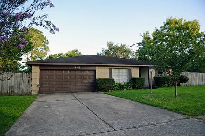 Sugar Land Single Family Home For Sale: 2515 Slippery Rock