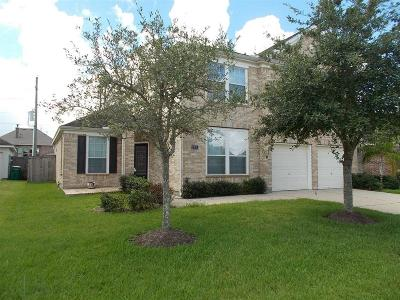 Pearland Single Family Home For Sale: 13020 Imperial Shore Drive