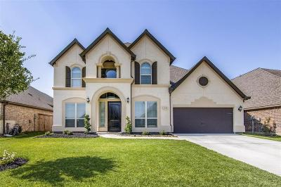 Manvel Single Family Home For Sale: 2730 Cutter Court