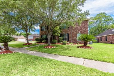 League City Single Family Home For Sale: 4514 Biscayne Bend Lane