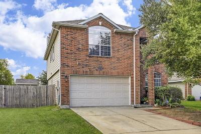Houston Single Family Home For Sale: 16114 Bantam Ridge