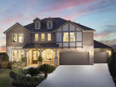 Richmond Single Family Home For Sale: 6015 Allendale Ridge Trail