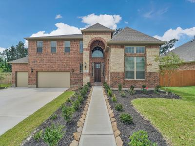 Spring Single Family Home For Sale: 6307 McEnroe Match Drive