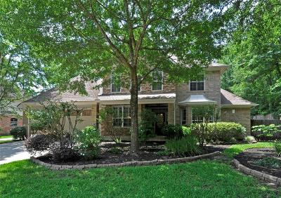 The Woodlands Single Family Home For Sale: 2 Laurelhurst Circle