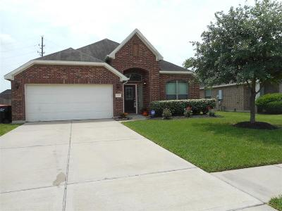 Richmond TX Single Family Home For Sale: $239,900