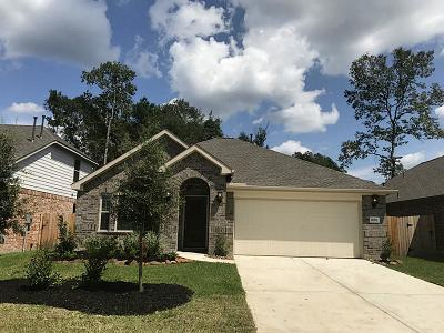 New Caney Single Family Home For Sale: 18707 Laurel Hills Drive