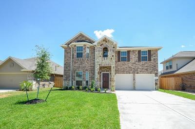 La Marque Single Family Home For Sale: 509 Augusta Crossing Lane