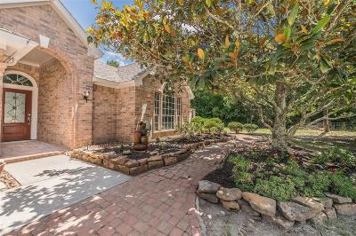 Kingwood Single Family Home For Sale: 4615 Millingham Court