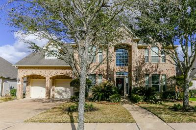 Sugar Land Single Family Home For Sale: 5715 Solano Pointe Court
