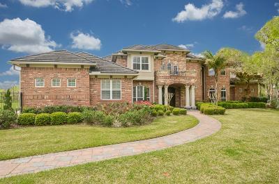 Richmond Single Family Home For Sale: 6615 Whitehill Lane