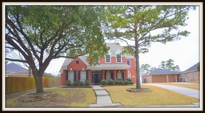 Kingwood Single Family Home For Sale: 6311 Longflower Lane