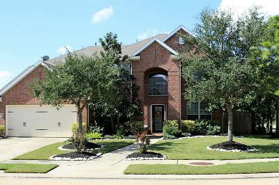 Katy Single Family Home For Sale: 9627 Lavender Mist Lane