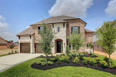 The Woodlands Single Family Home For Sale: 67 Springtime Creek