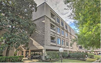 Houston Condo/Townhouse For Sale: 2207 S Braeswood Boulevard #42J
