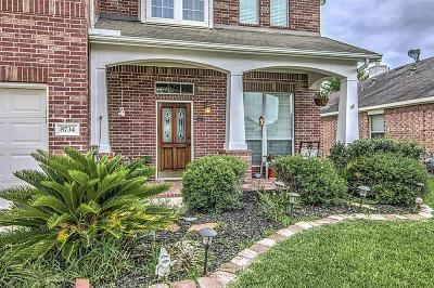 Tomball Single Family Home For Sale: 8734 Cedar Walk Drive