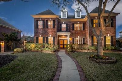 Houston Single Family Home For Sale: 15415 Rocky Oak Court