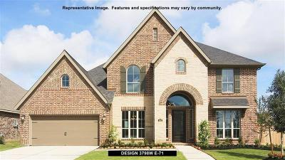 Tomball Single Family Home For Sale: 25137 Pinebrook Grove Lane