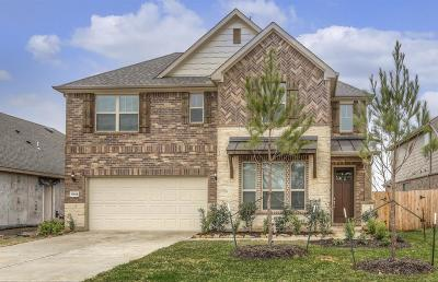 Single Family Home For Sale: 17806 Pepper Root Drive
