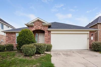 Manvel Single Family Home For Sale: 21 Mira Loma Drive