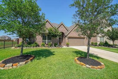 Cypress Single Family Home For Sale: 9118 Pine Place Court