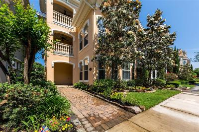 The Woodlands Single Family Home For Sale: 31 Olmstead Row