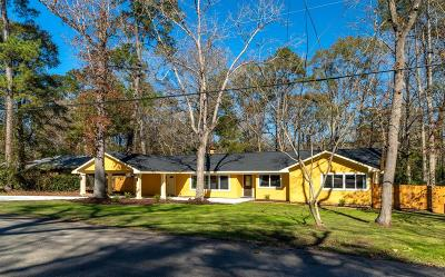 Conroe Single Family Home For Sale: 210 Valley Drive