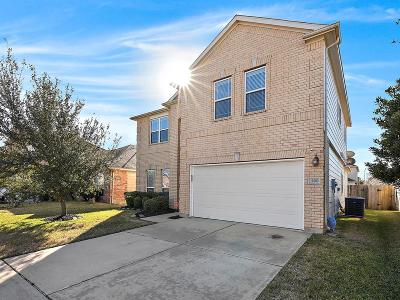Katy Single Family Home For Sale: 19503 Otter Trail Court