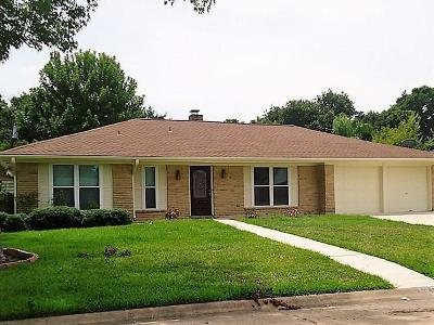 Dickinson Single Family Home For Sale: 4916 Green Willow Lane