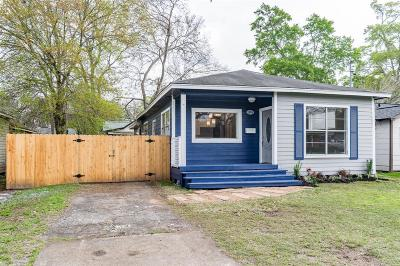 Liberty Single Family Home For Sale: 2605 Cornell Street
