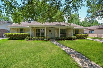 Houston Single Family Home For Sale: 10302 Bob White Drive