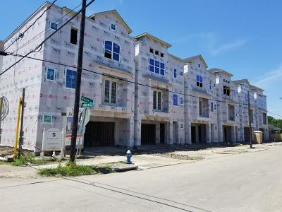 Houston Single Family Home For Sale: 4505 Maxie Street