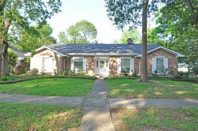 Houston TX Single Family Home For Sale: $289,900