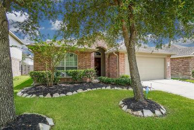 Pearland TX Single Family Home For Sale: $209,900