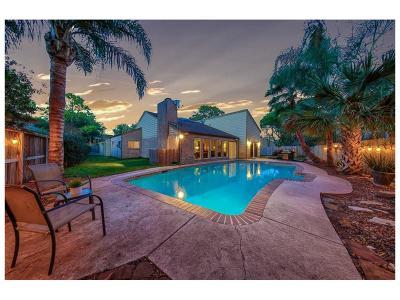 Houston Single Family Home For Sale: 1550 Wood Lodge Drive